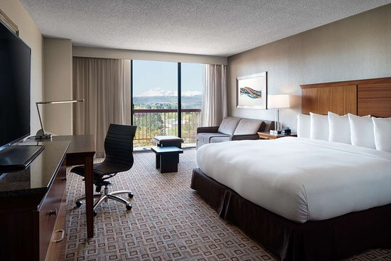 Doubletree by Hilton Hotel Denver Tech