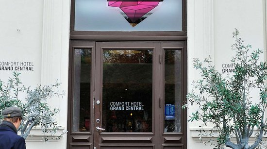 Comfort Grand Central Hotel