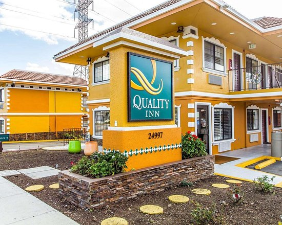 Quality Inn Hayward Hotel
