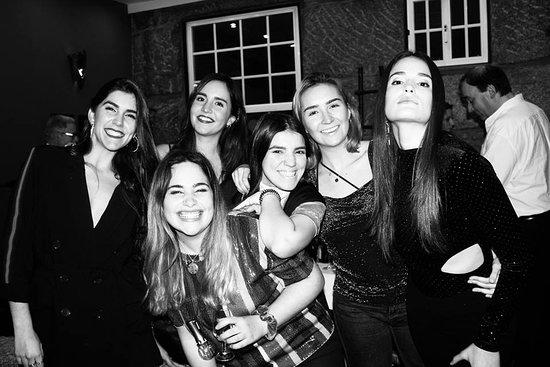 Nelas, Portugalia: As amigas!