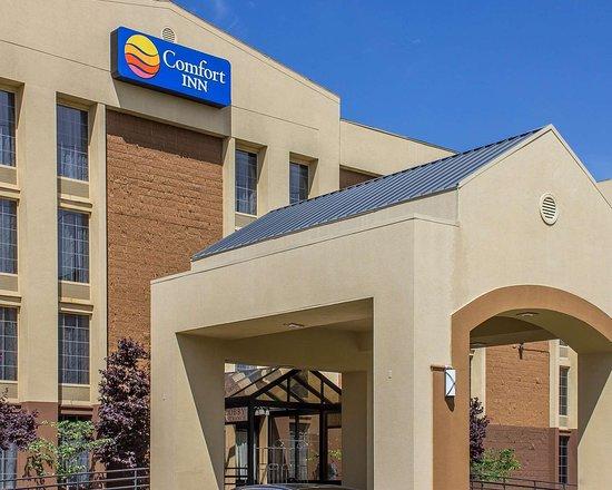 Comfort Inn Wethersfield - Hartford: Hotel entrance