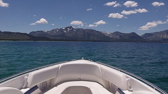 South Lake Tahoe, Kalifornien: Tahoe Cruise