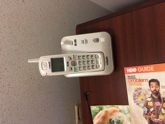 Wingate by Wyndham Duluth/Atlanta: I remember those phones....