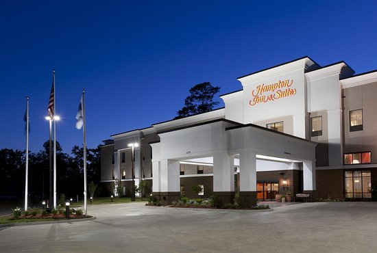 Hampton Inn & Suites Marksville: Hotel Entrance