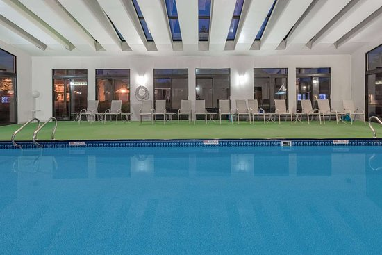 Travelodge by Wyndham Hershey: Pool