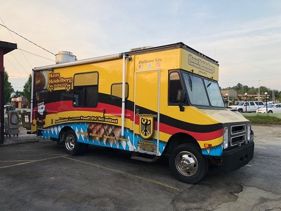 Slowly Adding Haus Heidelberg Food Truck Events Picture Of Haus