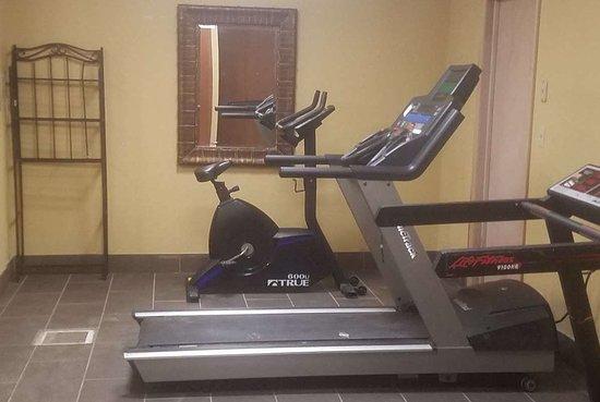 Evansville, WY: Health club