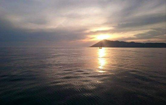 Asd Salento Vela Maestra: follow the sun