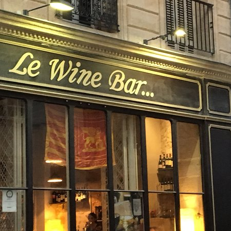 Le Wine Bar صورة فوتوغرافية