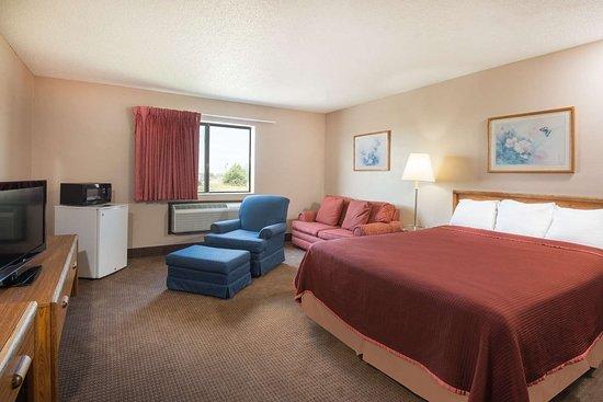Abilene, Kansas: Guest room