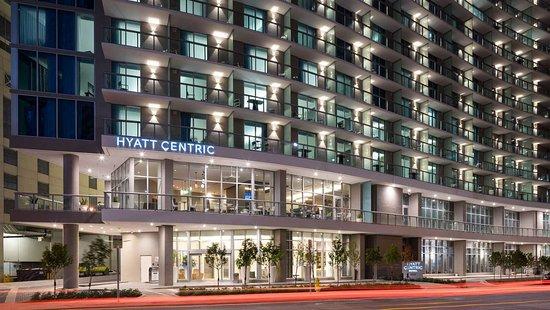 Hyatt Centric Brickell Miami Hotel