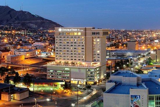 Double Tree by Hilton El Paso Downtown: Exterior