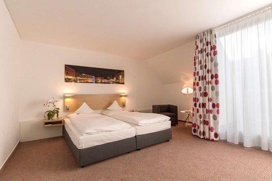 Stadthotel Munster: Family room