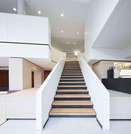 Stadthotel Munster: Lobby