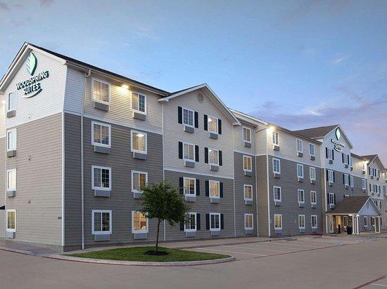 WoodSpring Suites Houston Westchase