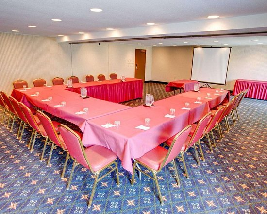 Comfort Inn Conference Center: Banquetmeeting room