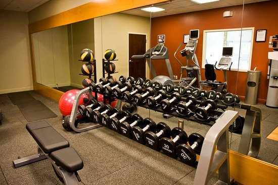 DoubleTree by Hilton Hotel Pittsburgh Airport: Health club