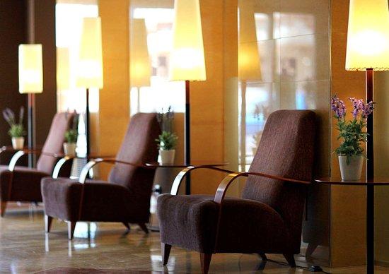 Hotel SB Express Tarragona: Lobby View
