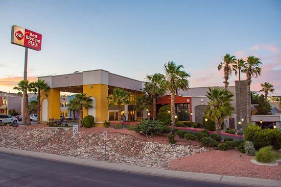 Best Western Plus El Paso Airport Hotel Amp Conference