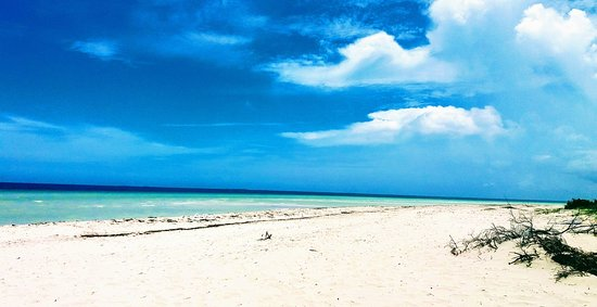 Cayo Jutia Beach: Cayo beach