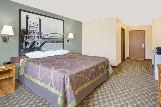 Darlington, WI: Guest room
