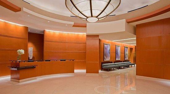 Grand Hyatt DFW : Lobby