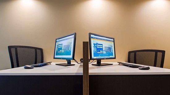 Best Western Plus Ottawa Kanata Hotel & Conference Centre: Business Center