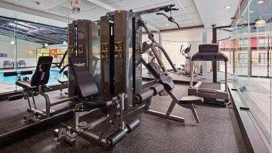 Best Western Plus Ottawa Kanata Hotel & Conference Centre: Fitness Center