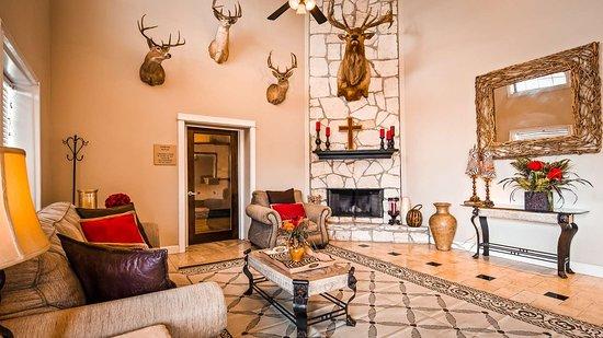George West, Техас: Lobby & Sitting Area