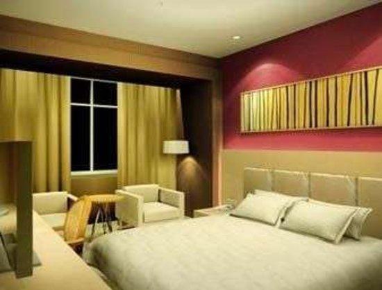 Xingtai, China: Guest room