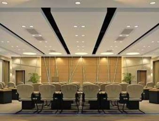 Xingtai, China: Meeting Room