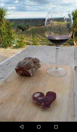 Montalbano Jonico, Italy: degustazione