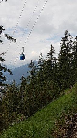 Wank Mountain: Weg nach oben