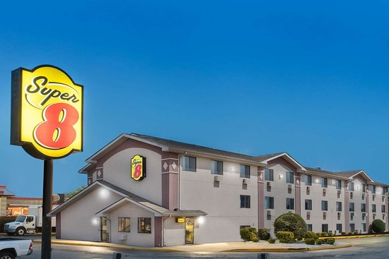 Super 8 by Wyndham Aberdeen MD