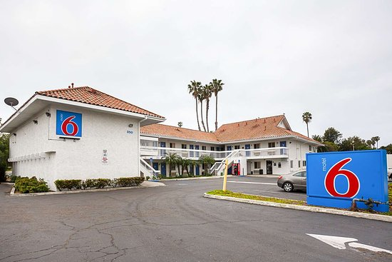 Motel 6 Ventura Downtown