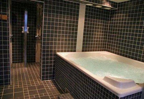 Ludvika, Szwecja: Indoor Hot Tub