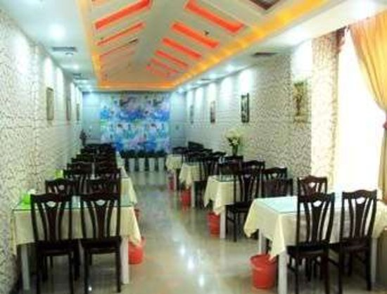 Fuding, China: Restaurant
