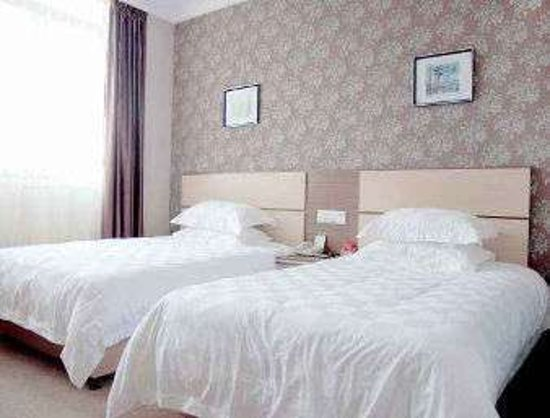Bengbu, Chiny: 2 Twin Bed Room