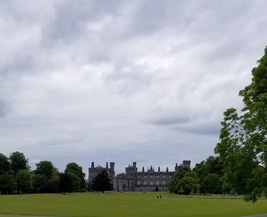 Kilkenny Castle Grounds 2