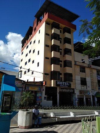 Vista Desde La Plaza De Principal De La Merced Chanchamayo Picture
