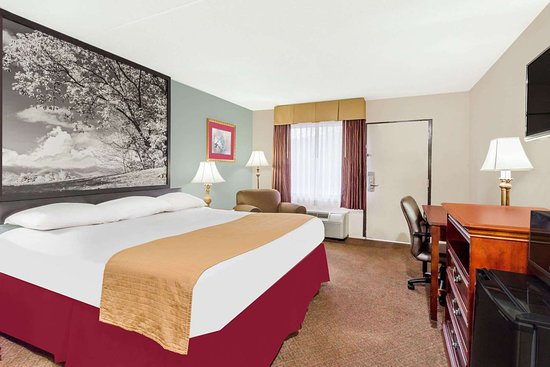 Garysburg, Carolina del Norte: Guest room