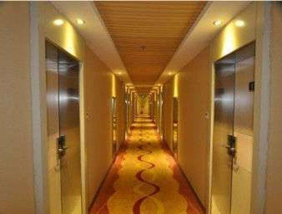 Xuchang, China: Corridor
