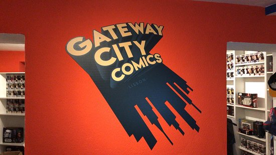 Gateway City Comics