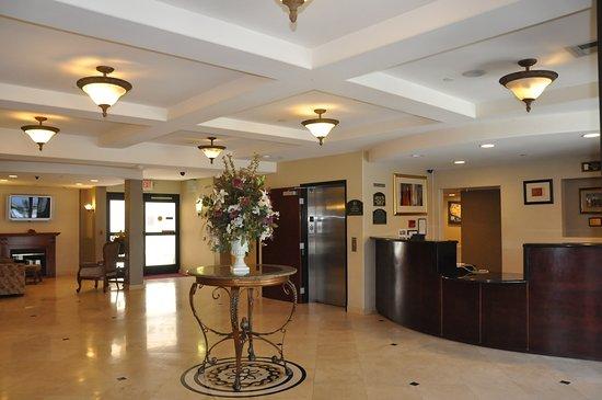 All Star Lodge San Bernardino: Lobby