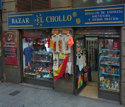Bazar El Chollo