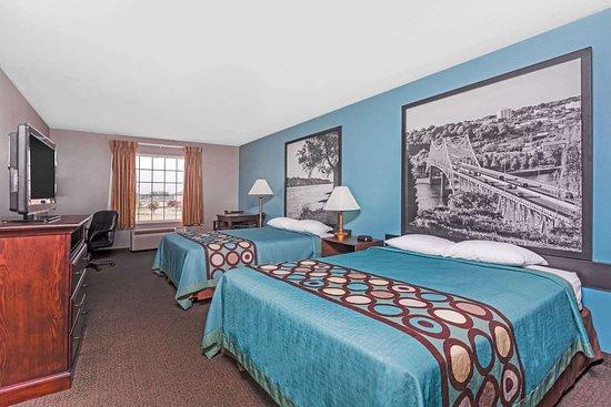 Rainsville, AL: Guest room
