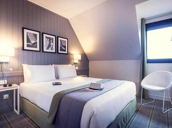 Mercure Deauville Centre : Guest room