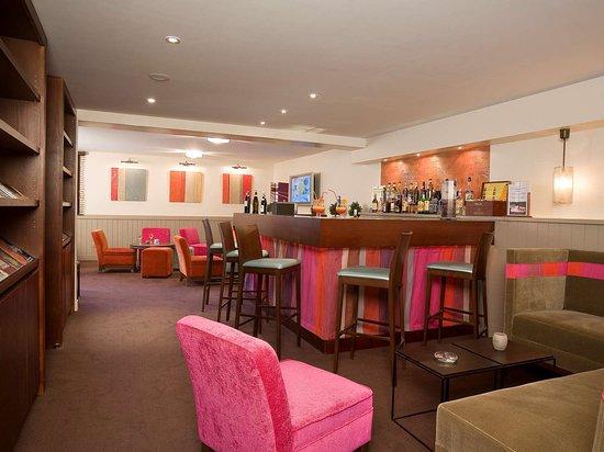 Mercure Deauville Centre : Bar Lounge