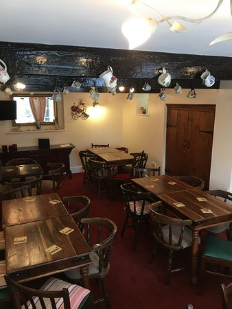 Ewyas Harold, UK: function room