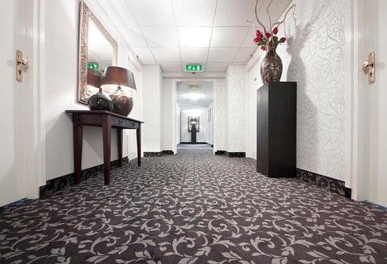Uithoorn, The Netherlands: Interior Corridor